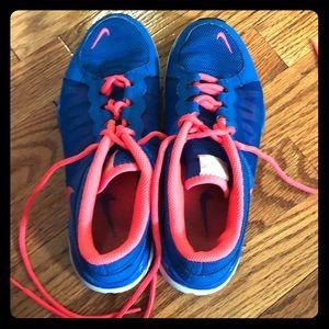 Nike Blue Women's Sneakers_Size 7